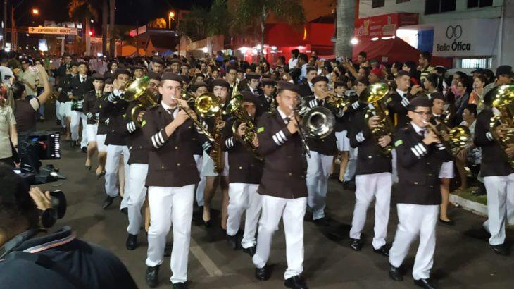 Banda Marcial CEPMG Pedro Ludovico - Quirinopólis -GO
